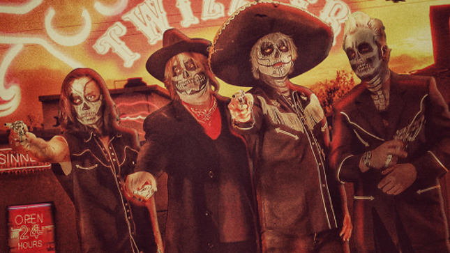 """GYPSY PISTOLEROS Release New Single - """"Lost In A Town Called Nowhere"""""""