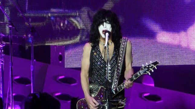 "KISS Frontman PAUL STANLEY Talks Staying In Shape As A Performer - ""You Might Be Able To Lift Really Heavy Weights, But That's Not Gonna Mean Squat When You're On Stage"""