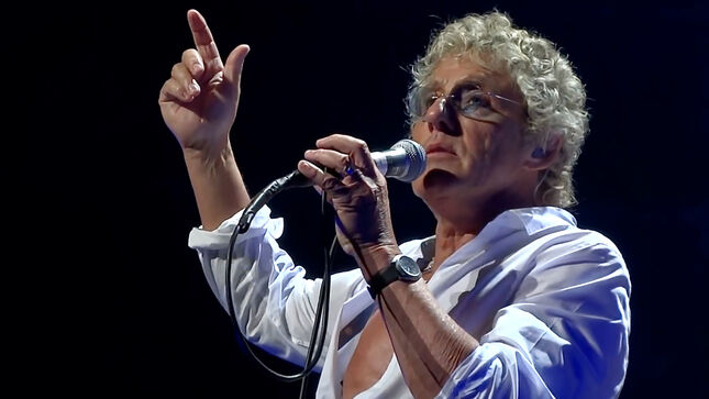"THE WHO Cancel UK And Ireland Tour - ""We Hope To See You In The Future When Conditions Allow"""