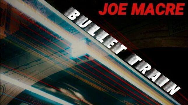 Original CRACK THE SKY Bassist JOE MACRE To Release Bullet Train Album