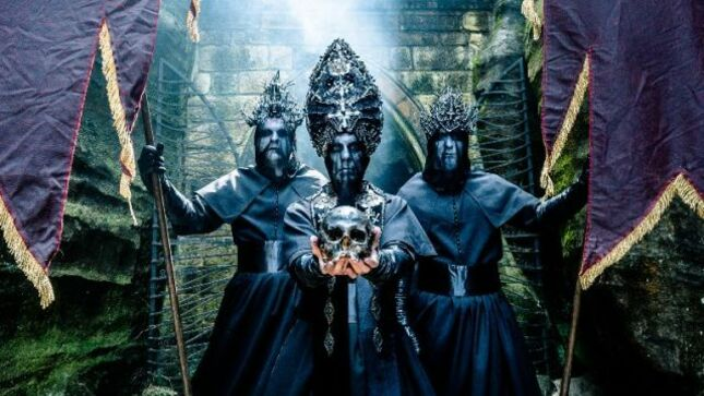 BEHEMOTH Renews Contract With Nuclear Blast; New Album Slated For Fall 2021