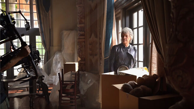 "BON JOVI Take You Behind The Scenes Of Upcoming ""Story Of Love"" Music Video"