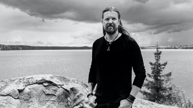 AMORPHIS Guitarist's SILVER LAKE BY ESA HOLOPAINEN Project Release New Album Trailer: Guest Musicians (Video)