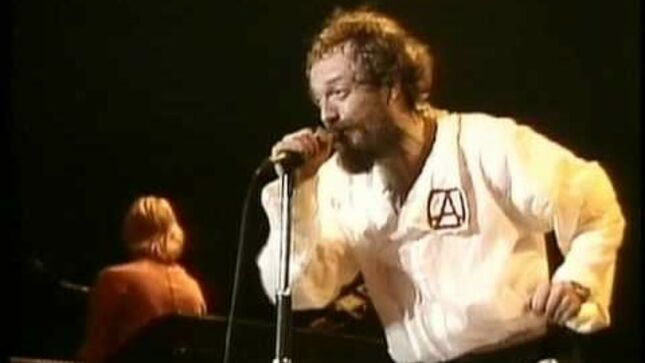 JETHRO TULL – 40th Anniversary Of �A' Out In April; Includes STEVEN WILSON Remix