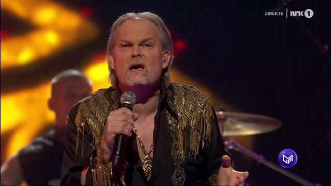 "JORN Performs ""Faith Bloody Faith"" At European Song Contest Norwegian Final; Video Available"