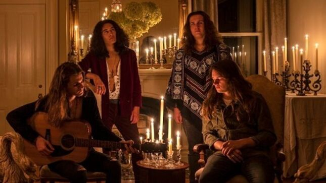 "NAKED GYPSY QUEENS Release ""Georgiana"" Video"