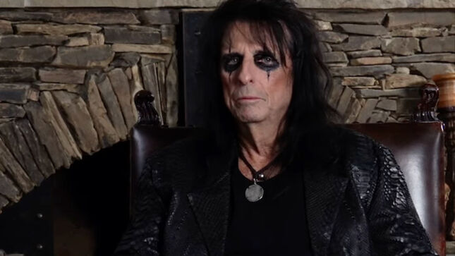 ALICE COOPER - About Detroit Stories, Part 3: The Myth (Video)