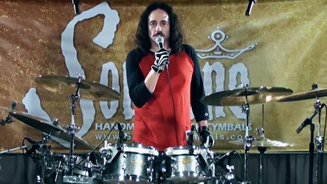 NICK MENZA - Watch Late MEGADETH Drummer Breakdown