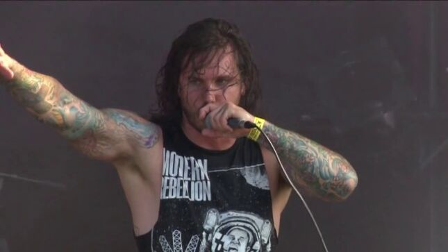 AS I LAY DYING - Pro-Shot Live Video From Wacken Open Air 2011 Streaming