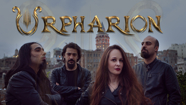 "ORPHARION Reveal New Single ""The Broken Seal"""