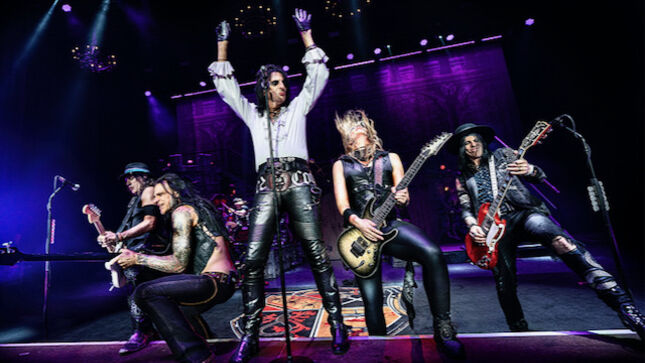 ALICE COOPER - About Detroit Stories, Part 5: Resurgence In Rock (Video)