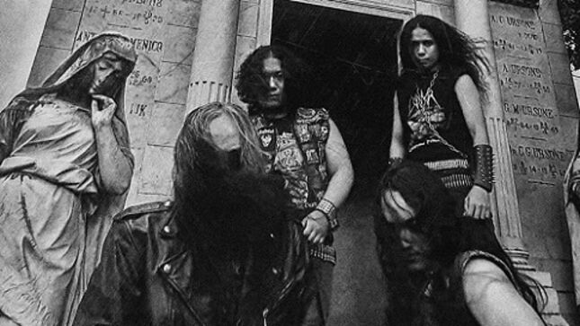 """SPELLFORGER Streams """"Lord Of Possession"""" From Upholders Of Evil EP"""