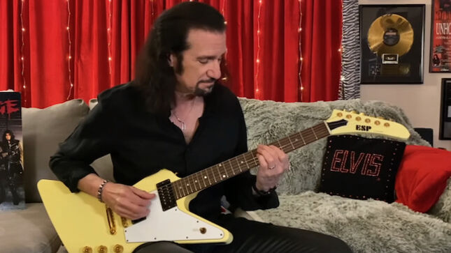 BRUCE KULICK – Former KISS Guitarist Announces Live In Las Vegas Concert Stream With TODD KERNS