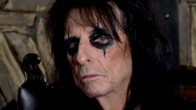 ALICE COOPER - About Detroit Stories, Part 6: Improvising Shows (Video)