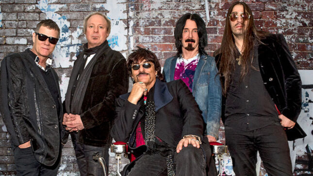 Classic Rock Legends CACTUS Celebrate New Album Tightrope With Performance Video For Title Track