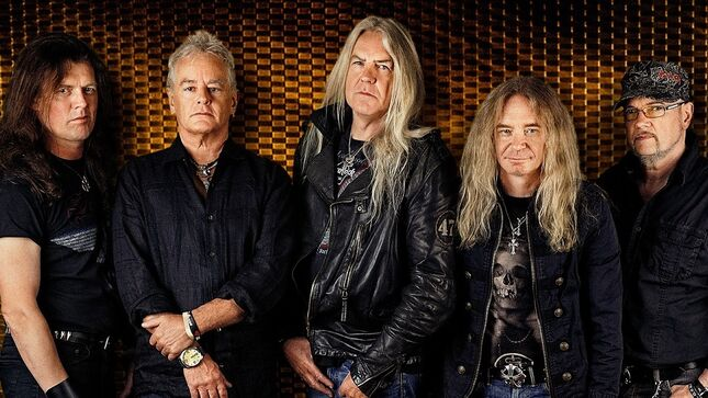 "BIFF BYFORD Talks Inspirations Covers Album – ""Every Song Is Linked To SAXON And The Members In Some Way"""