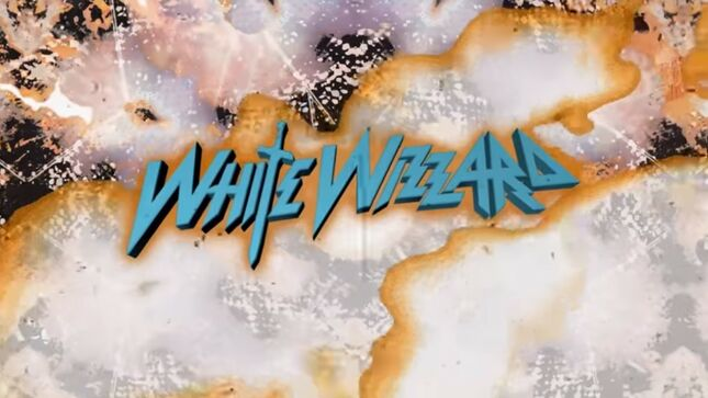 "WHITE WIZZARD Announces ""Viral Insanity"" Single Feat. Singer MARK BOALS"