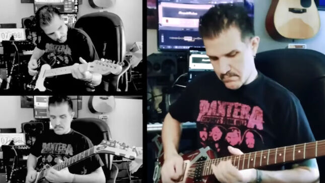 """CHARLIE BENANTE Reworks ANTHRAX Song """"Inside Out""""; Video"""