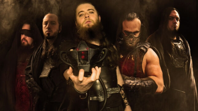 """XAEL Feat. Members Of NILE, THE RETICENT, RAPHEUMETS WELL Issue """"The Waste Of Dreadrift"""" Video"""