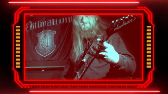 """Finland's ULTIMATIUM Share """"Ghost Of Yesterday"""" Video"""