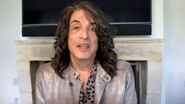 PAUL STANLEY - Win A Virtual Meet & Greet With KISS / SOUL STATION Frontman; Video Message