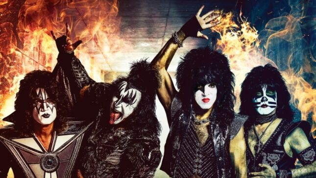 KISS - Brands For Fans To Release Cold Gin This Summer; Third Rum And Exclusive Gift Box In The Works
