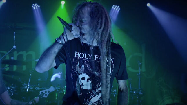 "LAMB OF GOD Vocalist RANDY BLYTHE - ""I'm Not Just A Heavy Metal Musician"""