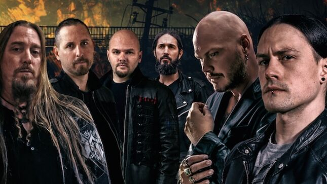 """ACT OF DENIAL Featuring Members Of SOILWORK, TESTAMENT And SEPTICFLESH Release New Single """"Your Dark Desires"""" Featuring RON """"BUMBLEFOOT"""" THAL"""