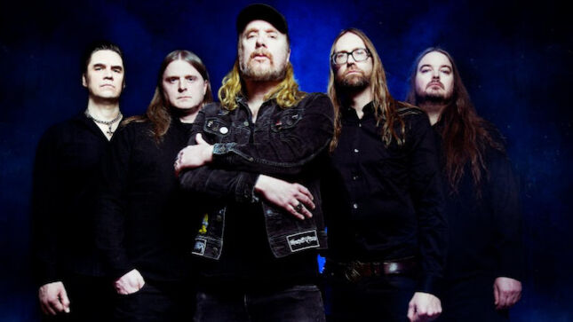 AT THE GATES To Release The Nightmare Of Being Album In July; Details Revealed