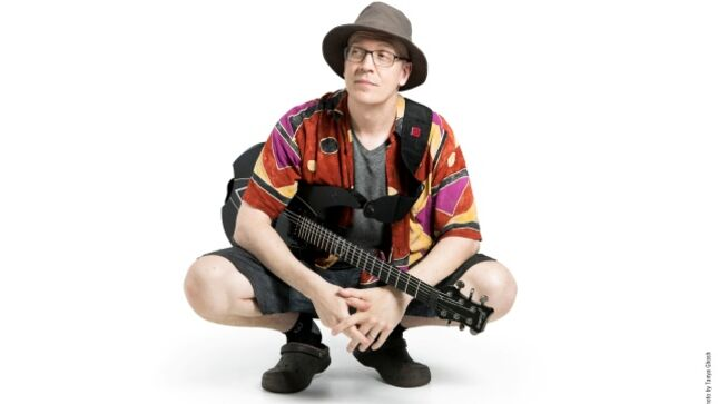 "DEVIN TOWNSEND - Free Download Of ""Genesis"" Guitar Pro / PDF Tab Files Available For A Limited Time"