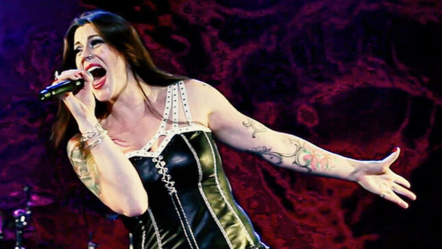 "NIGHTWISH Performs ""Last Ride Of The Day"" At Masters Of Rock 2015; Pro-Shot Video"