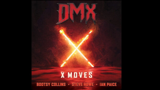 "DEEP PURPLE Drummer IAN PAICE, YES Guitarist STEVE HOWE Join DMX And BOOTSY COLLINS On New Single ""X Moves"""