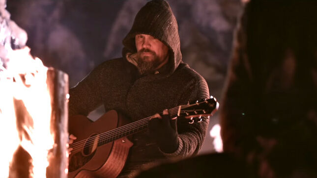 "WOLFHEART Release Music Video For Chilling Acoustic Version Of ""Aeon Of Cold"""