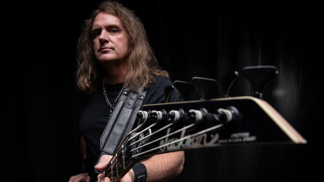 "MEGADETH's DAVID ELLEFSON – ""The Biggest Thing Now For Us Is Touring This Summer; We Are Told It Will Happen"""