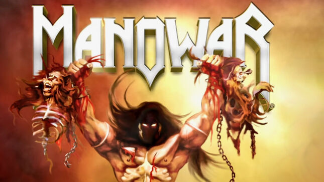 MANOWAR Share New Preview Video For Upcoming Hell On Earth VI Blu-Ray / DVD; Preview Video Streaming