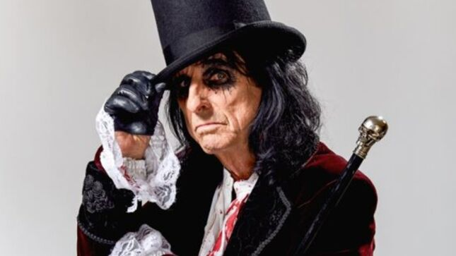 ALICE COOPER - Twinkle Twinkle Little Rock Star: Lullaby Versions Of Alice Cooper Available;