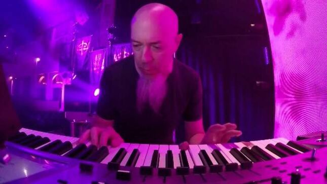 DREAM THEATER Keyboardist JORDAN RUDESS Shares Piano / Synth Studio Tour (Video)