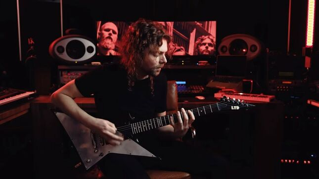 """CRYPTOSIS – """"Conjuring The Egoist"""" Guitar Playthrough Video Streaming"""