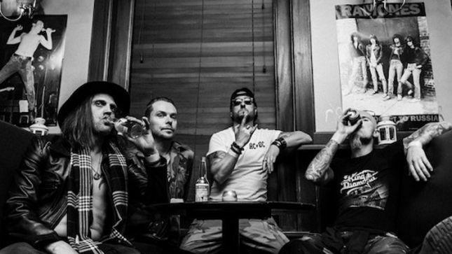 "Australia's SHOTGUN MISTRESS Release New Single ""Bleed Me Out"""