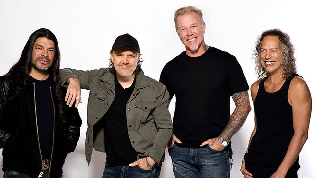 METALLICA's Month Of Giving Returns; Autographed Guitar Up For Auction