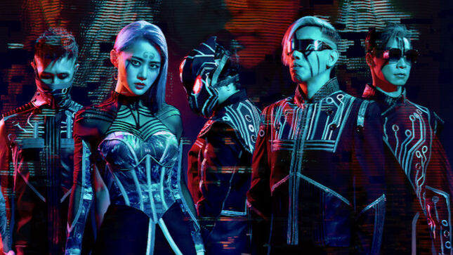 CHTHONIC Mark Return To Stage With Chthonic Megaport 2021;
