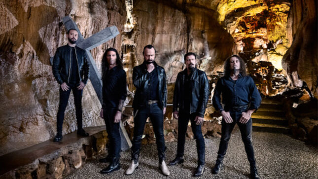 MOONSPELL Announce Irreligious 25th Anniversary, Hermitage Release Party Livestream Shows