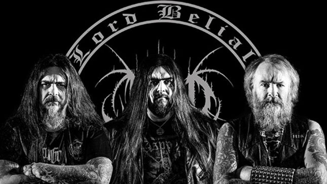 LORD BELIAL - Swedish Black Metal Band Signs With Hammerheart Records; New Album To Arrive In Early 2022
