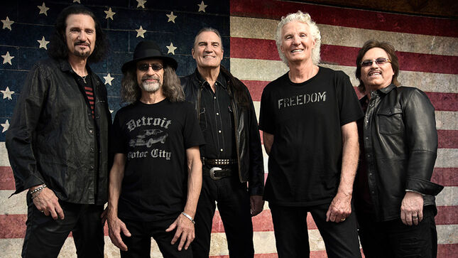 GRAND FUNK RAILROAD Signs With United Talent Agency (UTA), Launches 2021 Tour