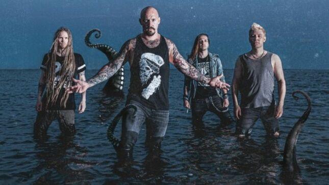 "OCEANHOARSE Premiere Lyric Video ""The Damage"""