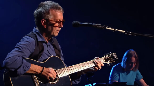 ERIC CLAPTON Refuses To Play Shows Where Proof Of Vaccine Is Required