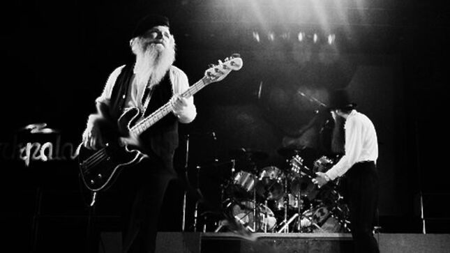 ZZ TOP - Legendary 1980 German Concert Streaming In Full (Video)