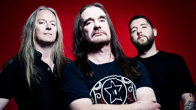 CARCASS Discuss Songwriting For Torn Arteries In New Album Trailer