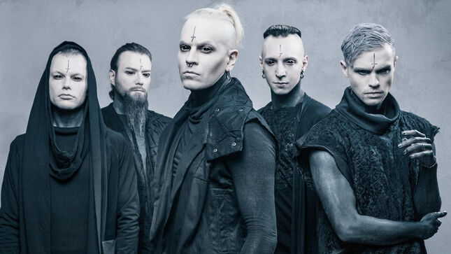 LORD OF THE LOST To Release Livestream BluRay/ DVD / CD The Sacrament Of Judas In December