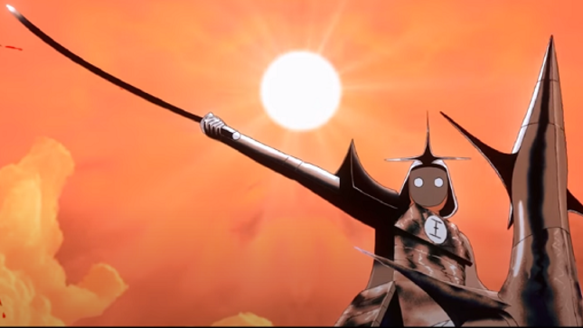 IRON MAIDEN Release Official Animated Video For